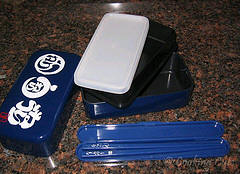 components of uneri bento box set