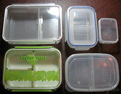 5 types of microwaveable bento boxes